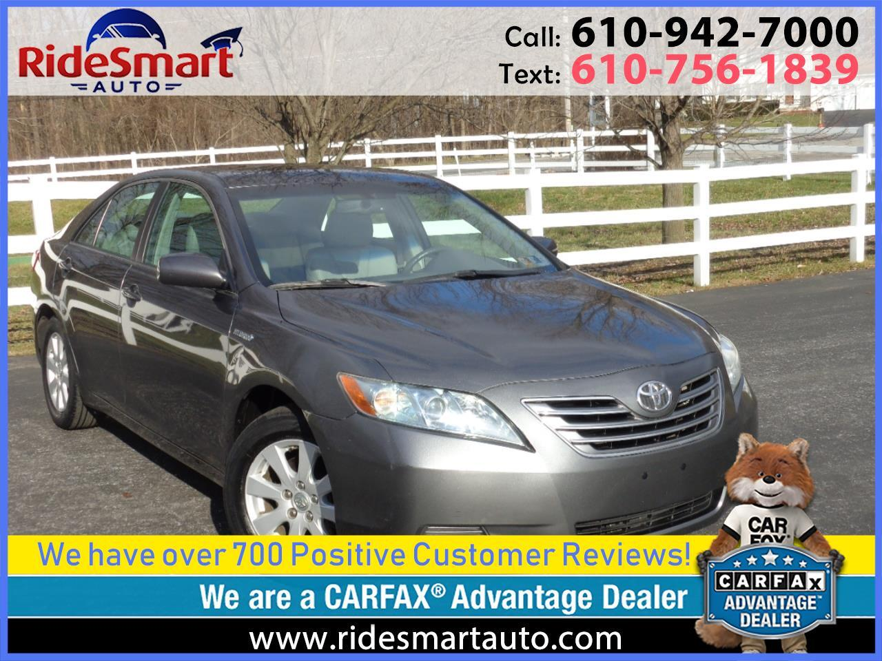 2009 Toyota Camry Hybrid Sedan Luxury Edition
