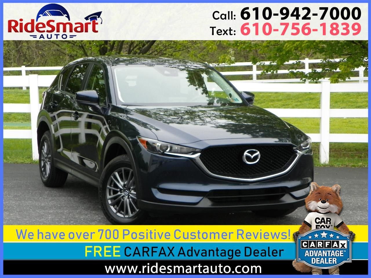 2017 Mazda CX-5 Touring AWD Tech-Nav-Pano Roof-Leather