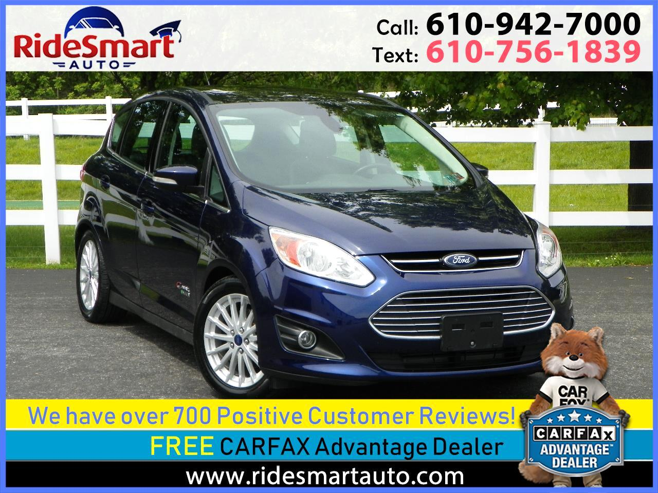2016 Ford C-Max Energi SEL Pano Roof Nav Leather Rear Camera