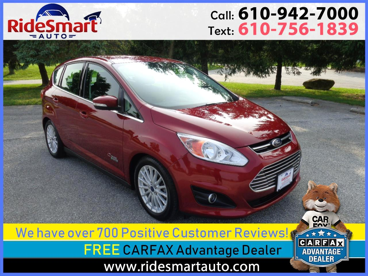 2016 Ford C-Max Energi SEL Leather-Nav-Sony-Rear Camera