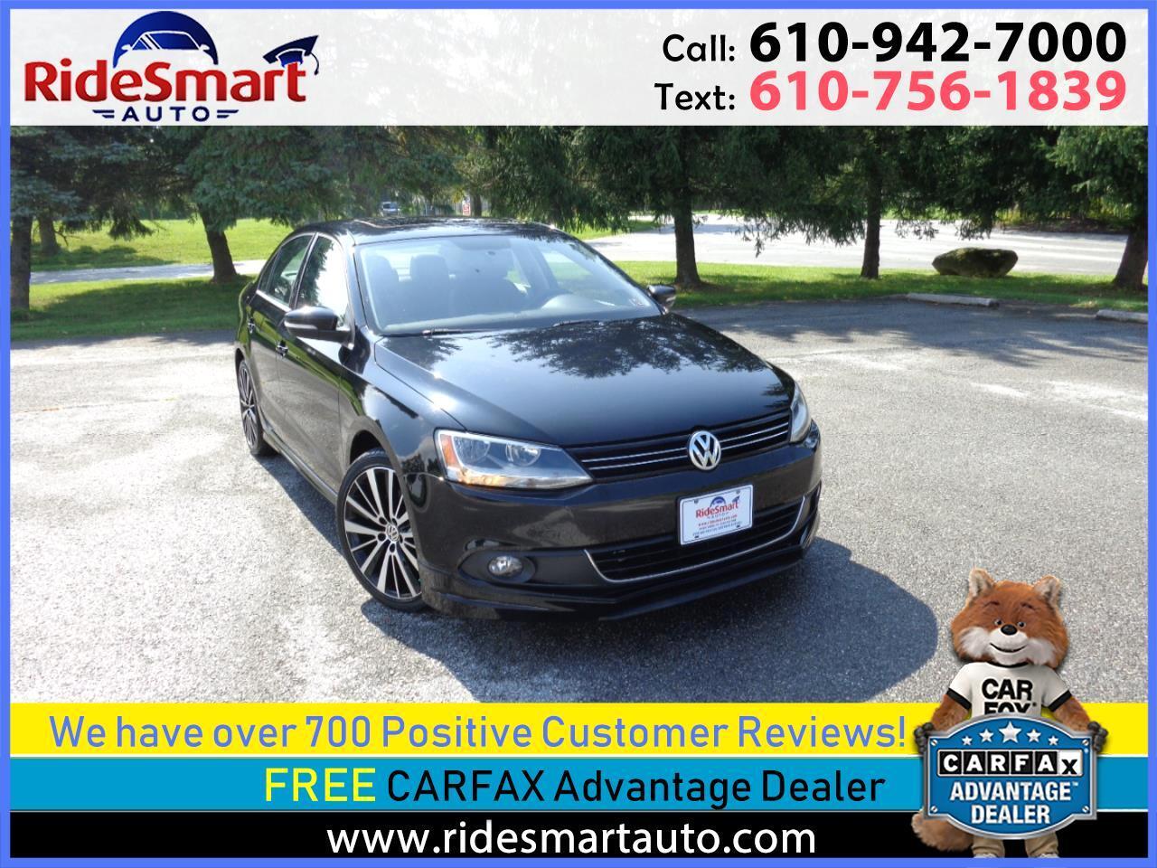 2014 Volkswagen Jetta TDI w/Premium/Navigation & Sport Package