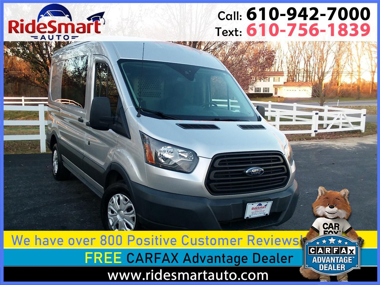 Ford Transit 250 Van Med. Roof w/Sliding Pass. 130-in. WB 2015