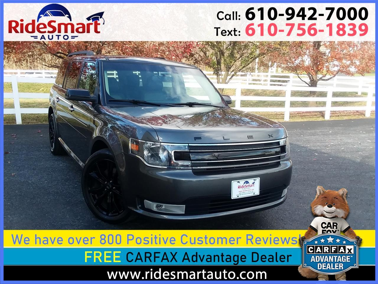 Ford Flex SEL AWD 2019