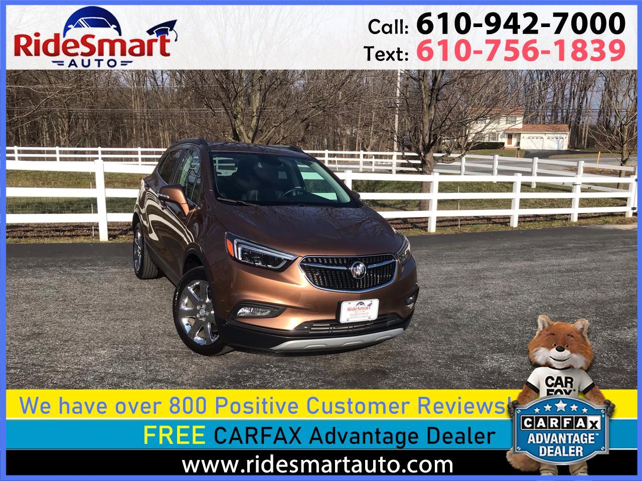 Used Buick Encore Honey Brook Pa