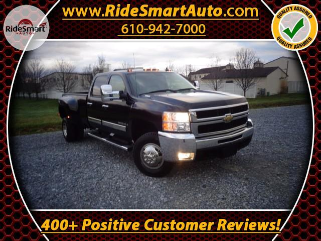 2007 Chevrolet Silverado 3500HD LTZ Crew Cab DRW 4WD Long Bed