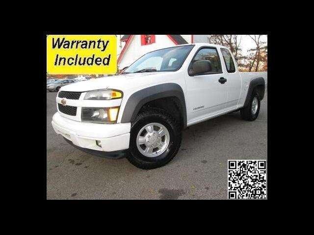 2005 Chevrolet Colorado Z85 Ext. Cab 2WD