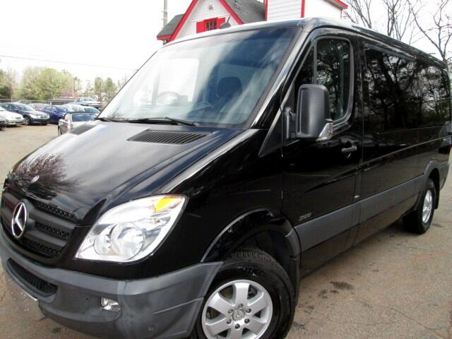 2012 Mercedes-Benz Sprinter 2500 Passenger Van High Roof 144-in. WB