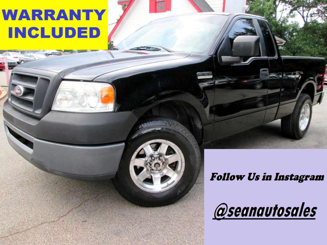 2007 Ford F-150 XL Reg. Cab Short Bed 2WD