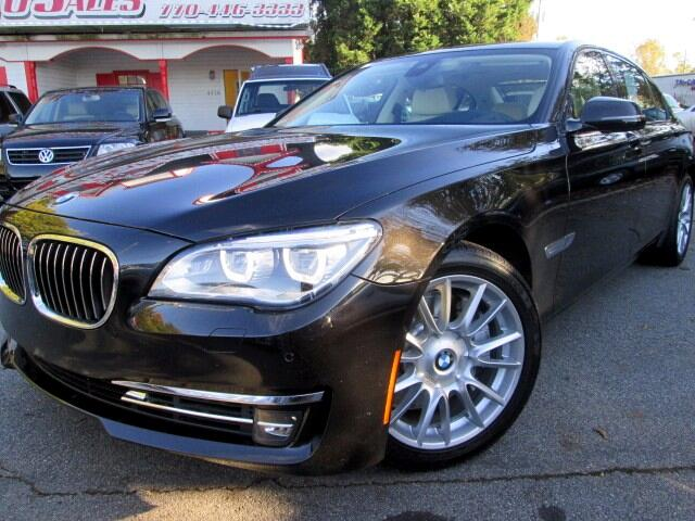 2014 BMW 750Li Individual Packages