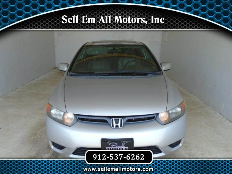 2008 Honda Civic Cpe EX-L
