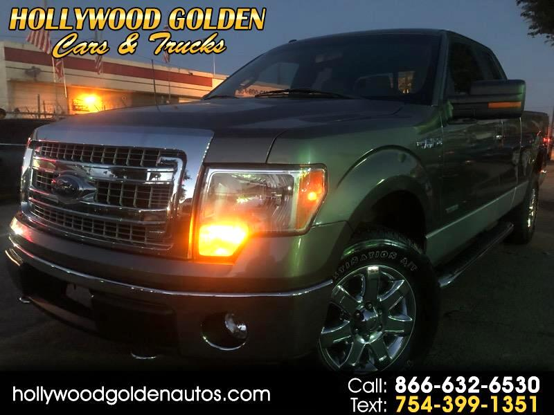 2013 Ford F-150 XLT SuperCab EcoBoost 4WD
