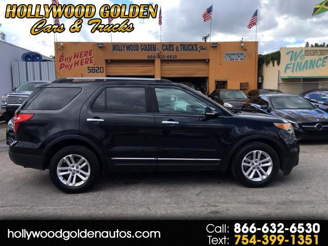 2015 Ford Explorer 4dr 114