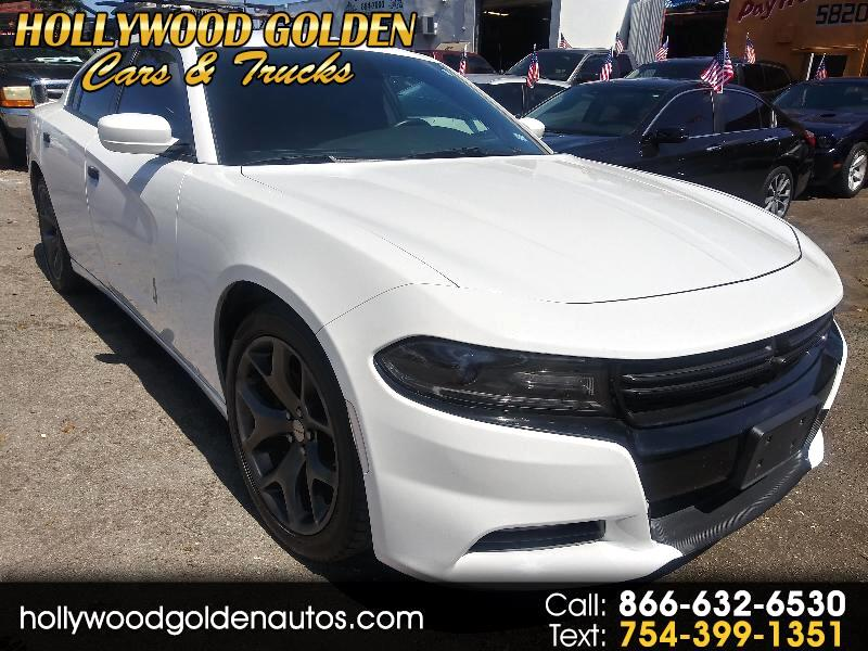 Dodge Charger 4dr Sdn SXT Plus RWD 2015