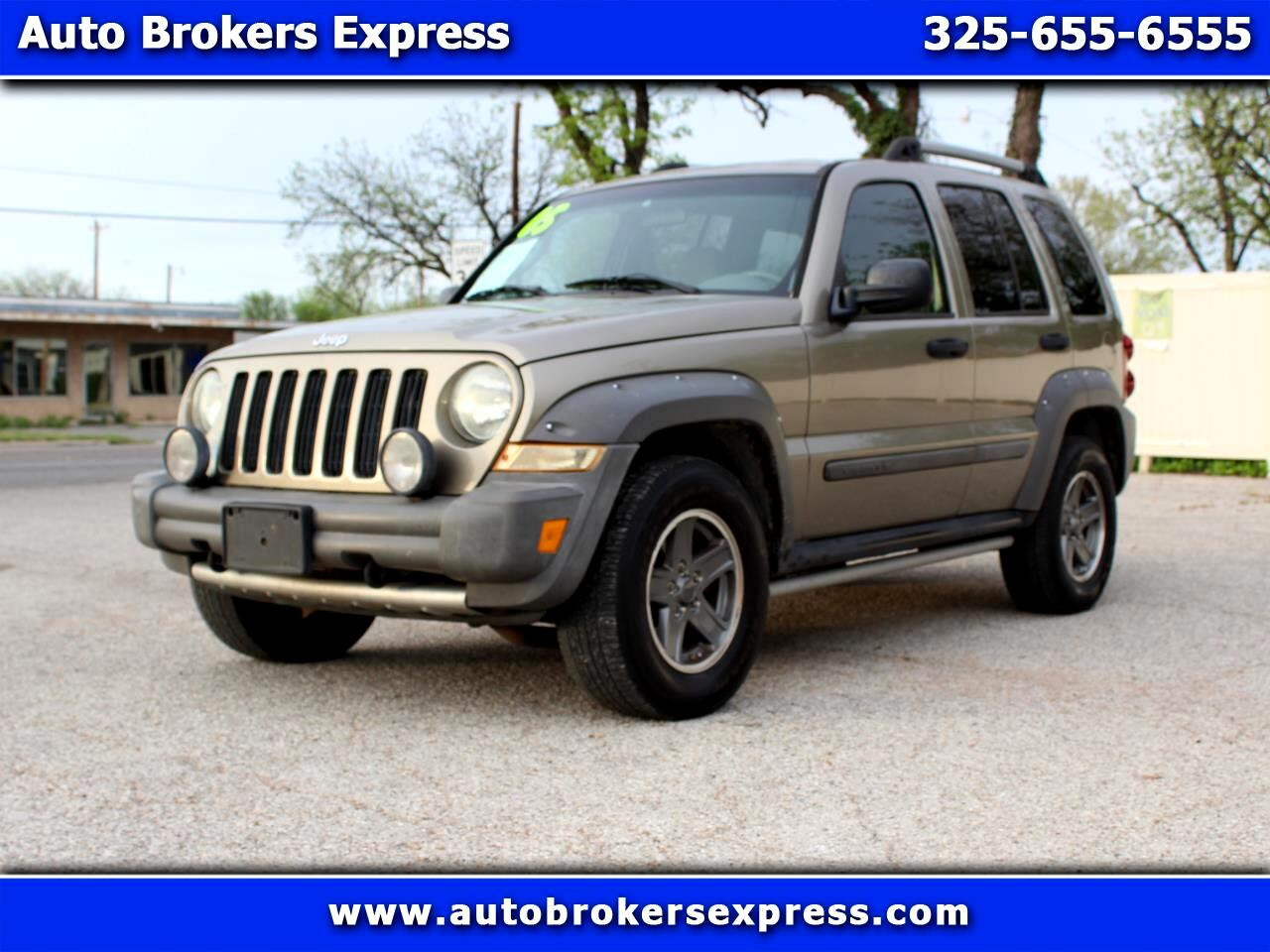 Jeep Liberty Renegade 2WD 2005
