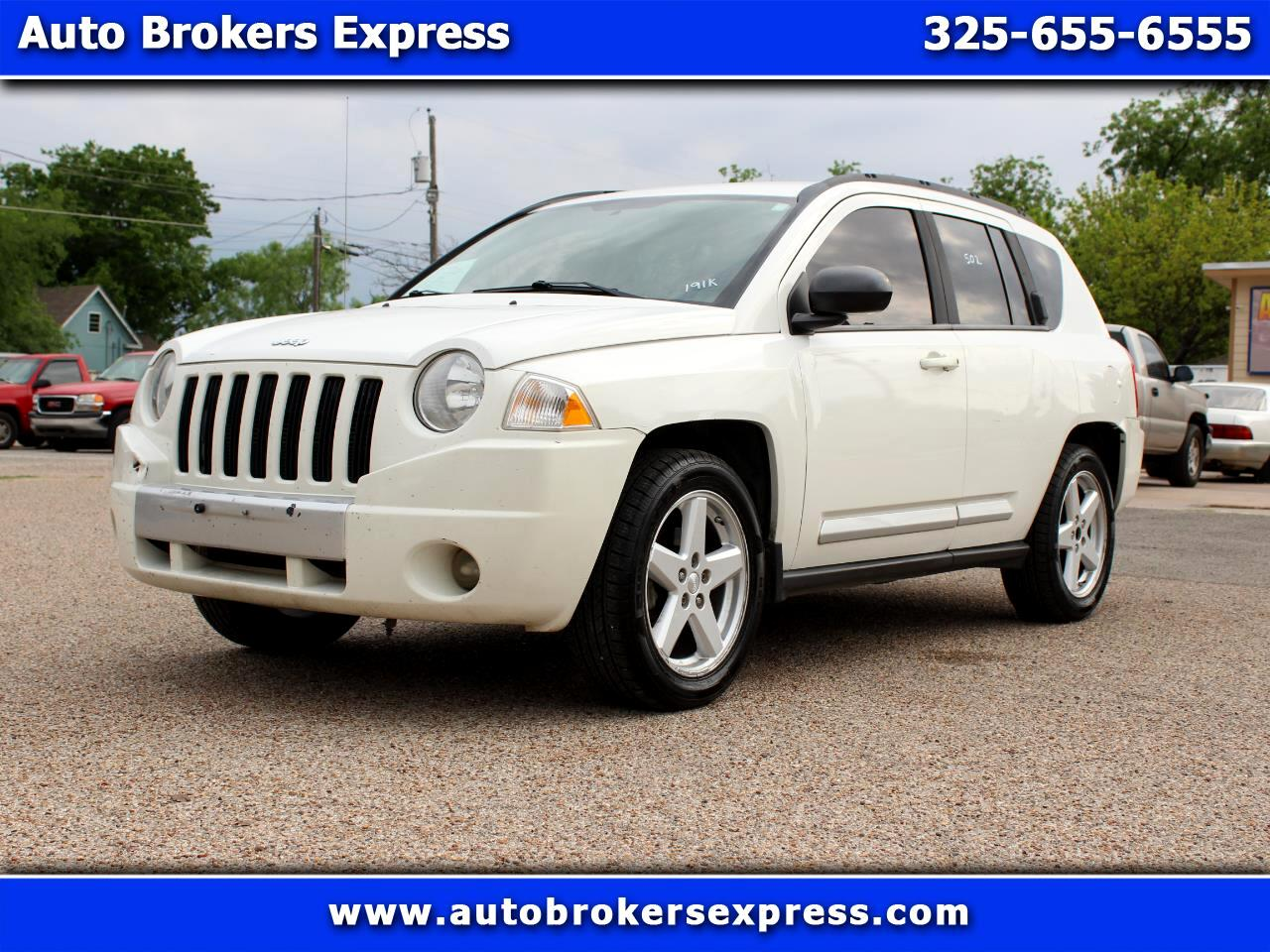 2010 Jeep Compass Limited FWD