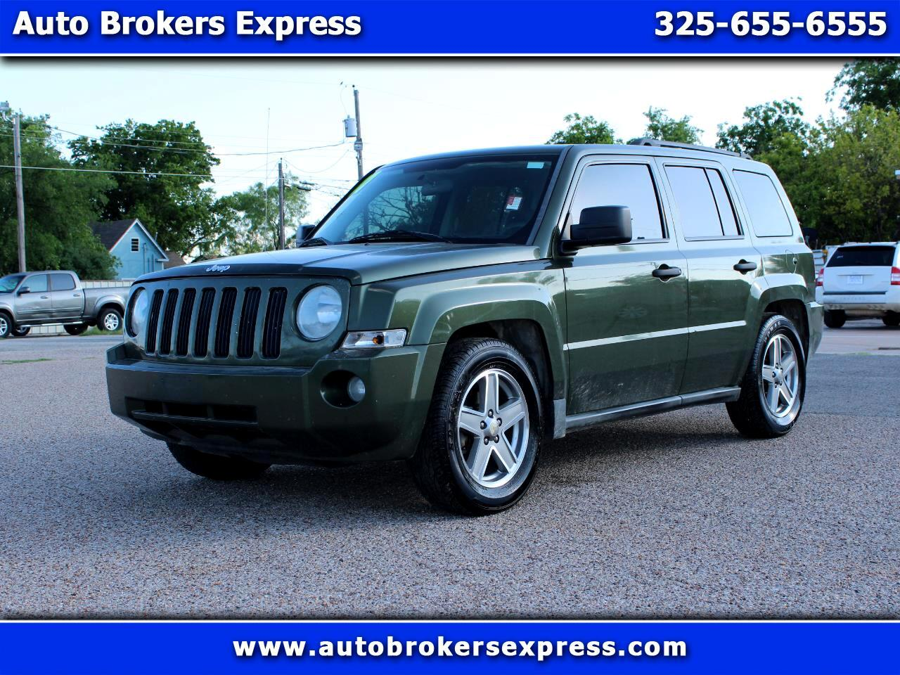 Jeep Patriot Sport 4WD 2007