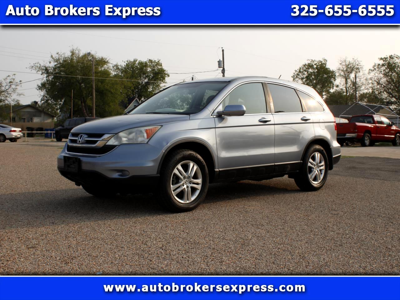Honda CR-V EX-L 2WD 5-Speed AT 2011