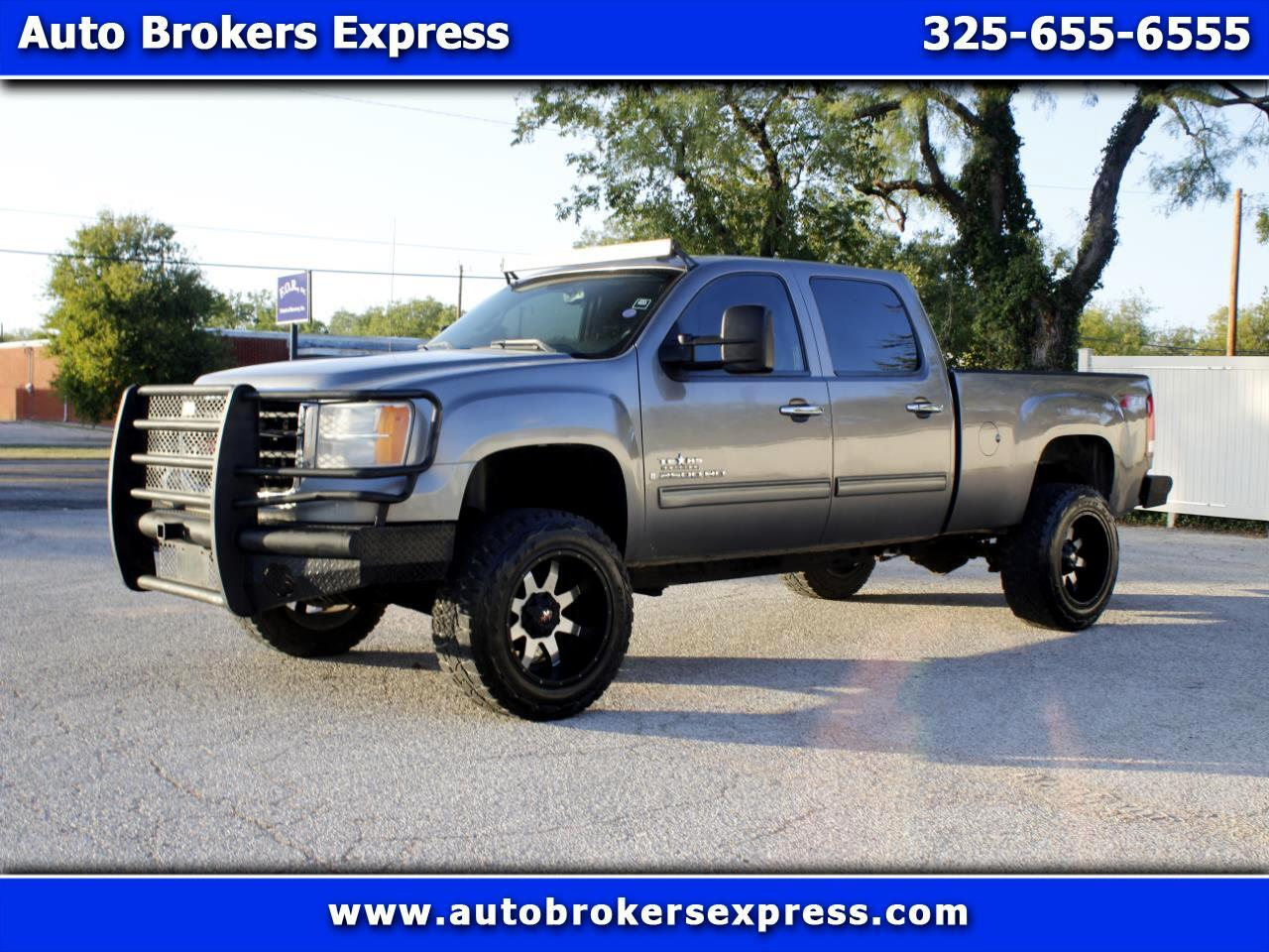 GMC Sierra 2500HD SLE1 Crew Cab Std. Box 4WD 2008