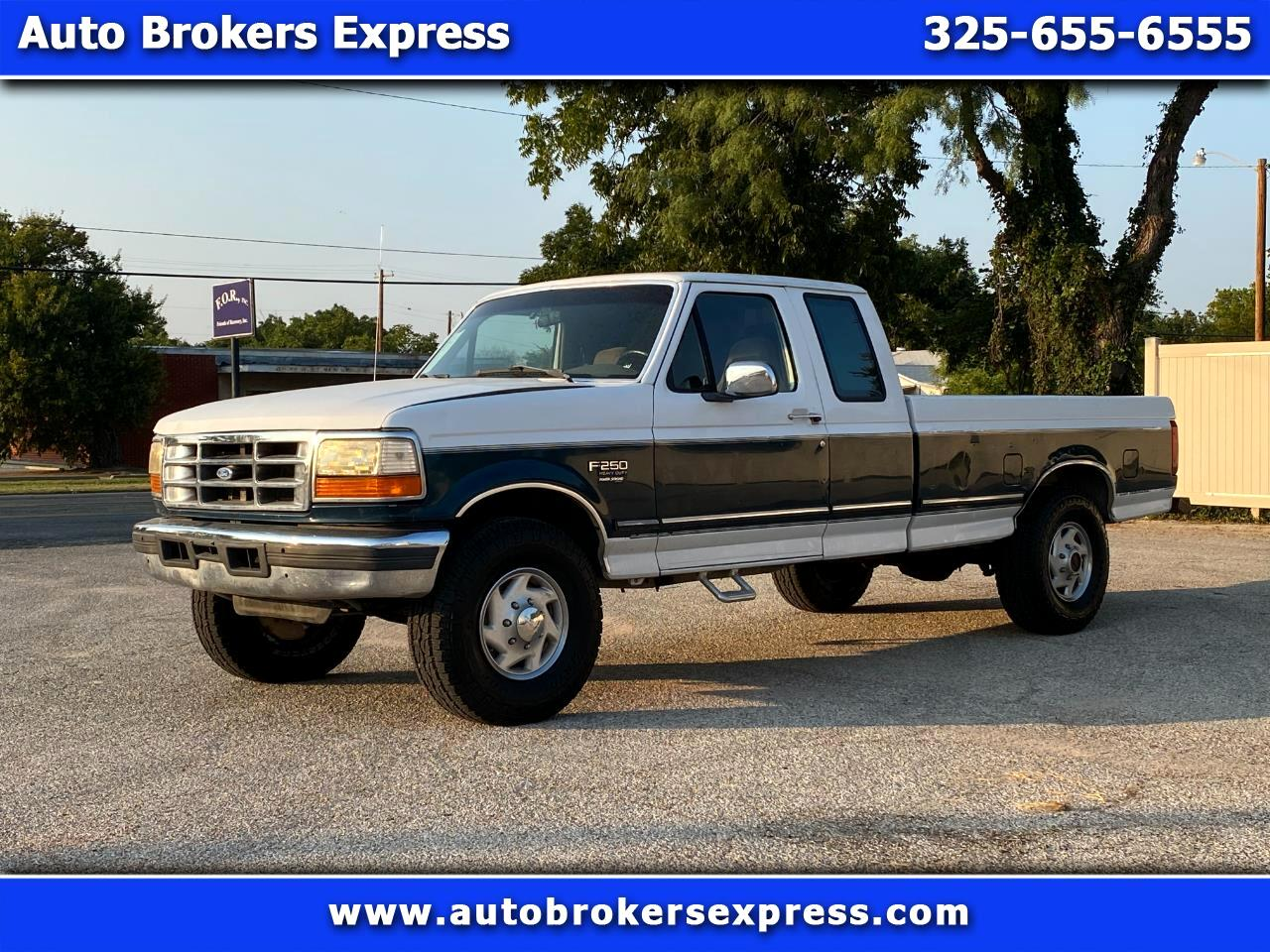Ford F-250 LD SuperCab 2WD 1997