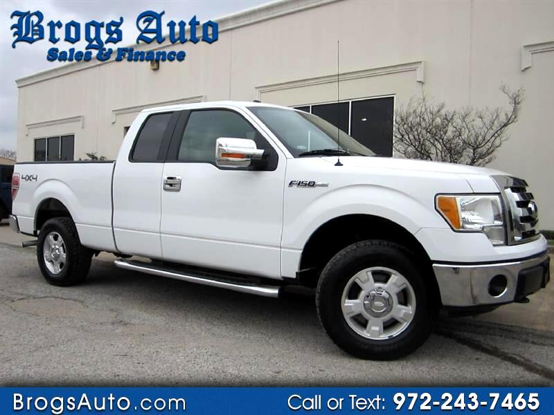 2010 Ford F-150 Supercab 139