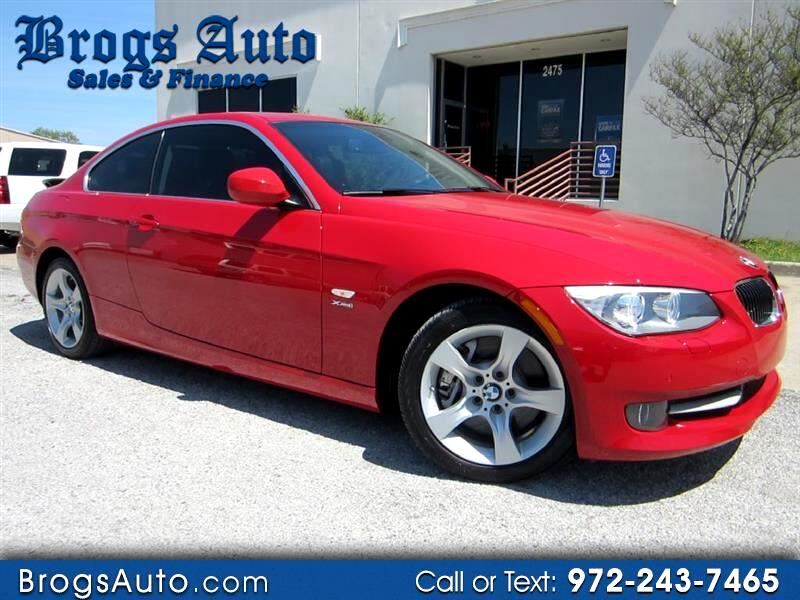 2013 BMW 3-Series 335i xDrive Coupe