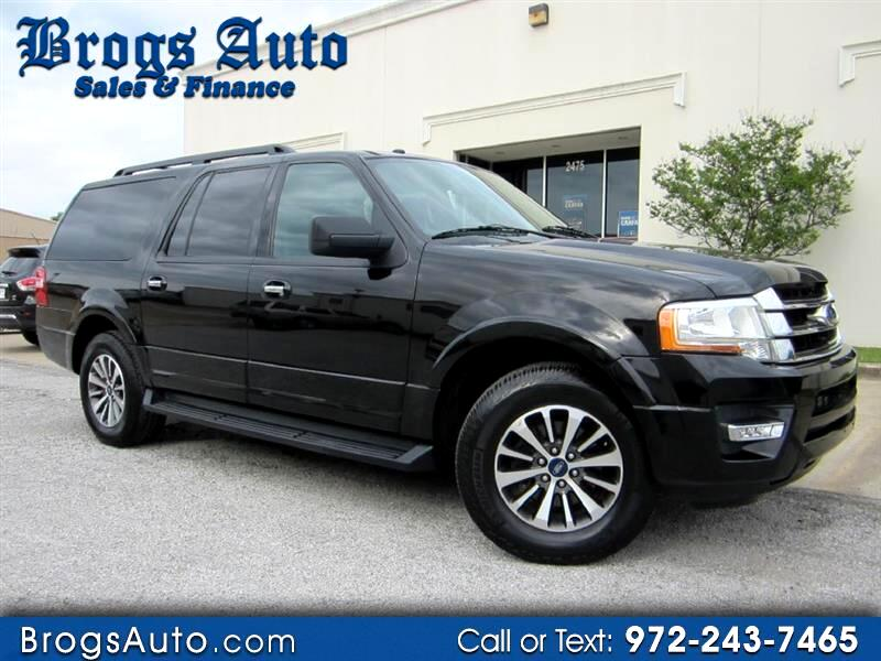 2016 Ford Expedition EL XLT 2WD