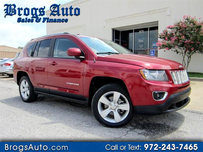 Jeep Compass FWD 4dr High Altitude Edition 2015