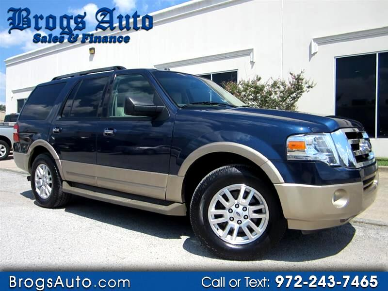 2014 Ford Expedition 5.4L XLT Premium