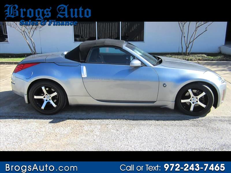 Nissan 350Z 2dr Cpe Auto Touring 2006