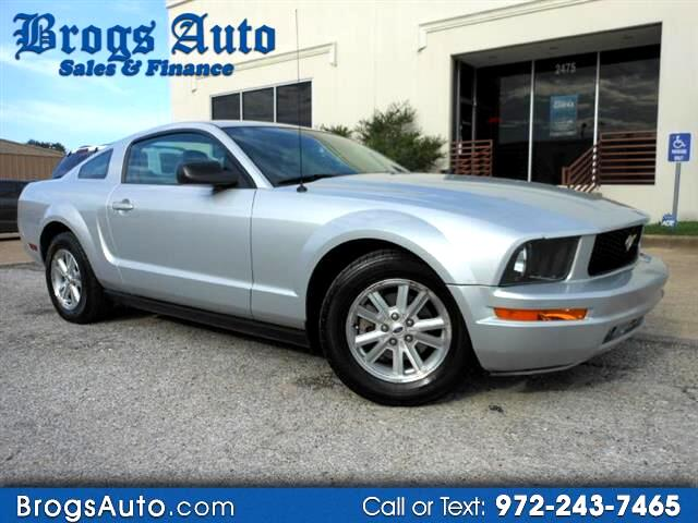 2006 Ford Mustang 2dr Cpe Standard