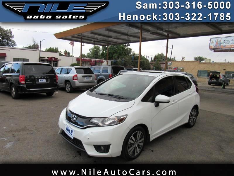 Honda Dealership Denver >> Used 2016 Honda Fit Ex Cvt For Sale In Denver Co 80220 Nile