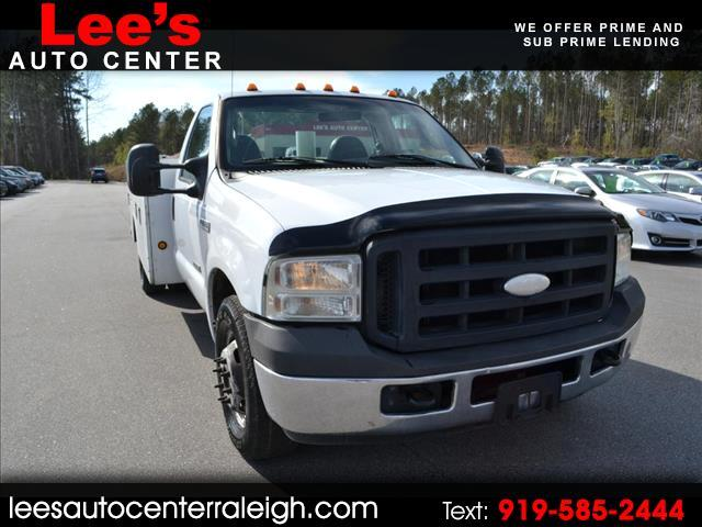2006 Ford F-350 SD XL 2WD DRW