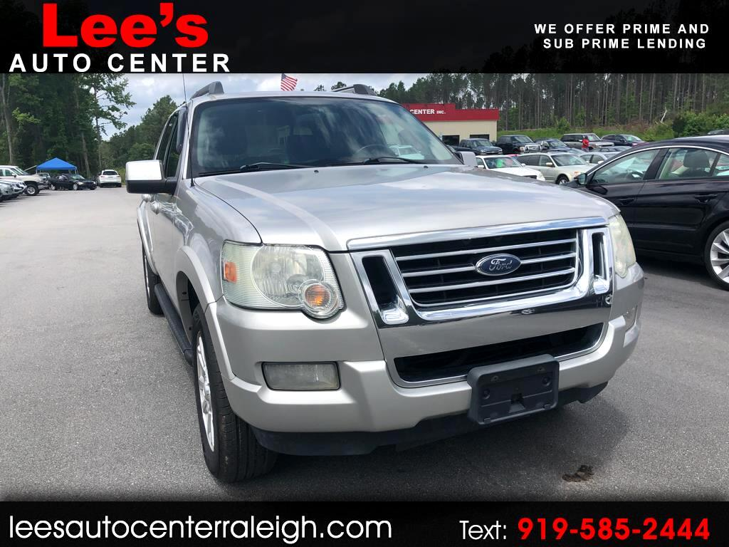 2007 ford explorer sport trac limited 4wd used cars in raleigh nc 27603
