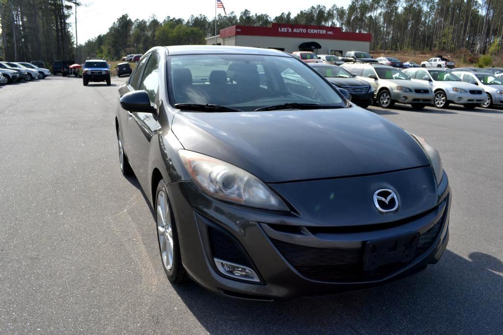 2011 Mazda MAZDA3 s Sport 4-Door
