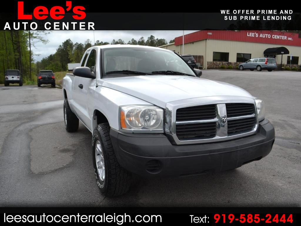 2007 Dodge Dakota 4WD Club Cab 131