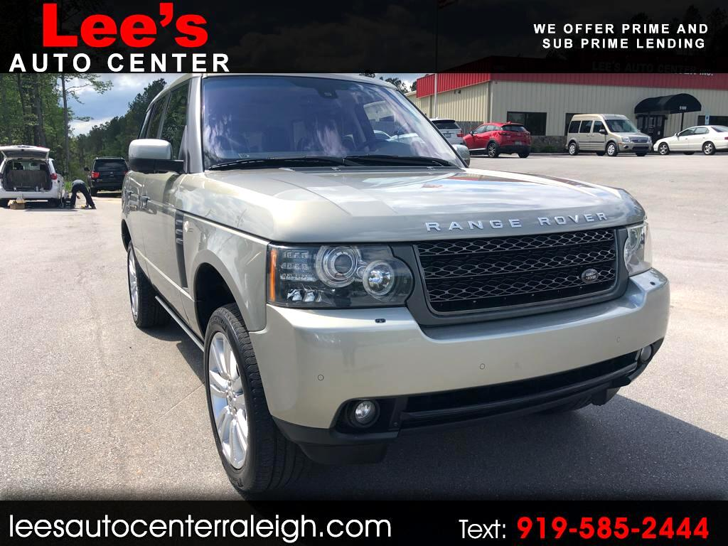 2011 Land Rover Range Rover 4WD 4dr HSE LUX