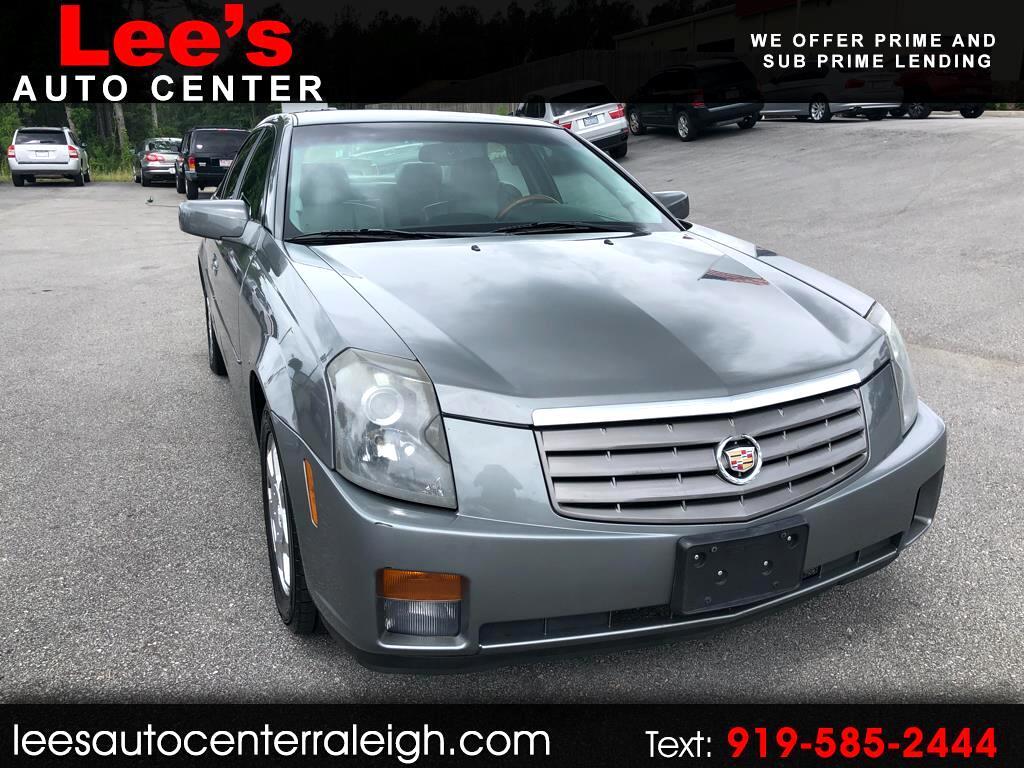 2004 Cadillac CTS 4dr Sdn