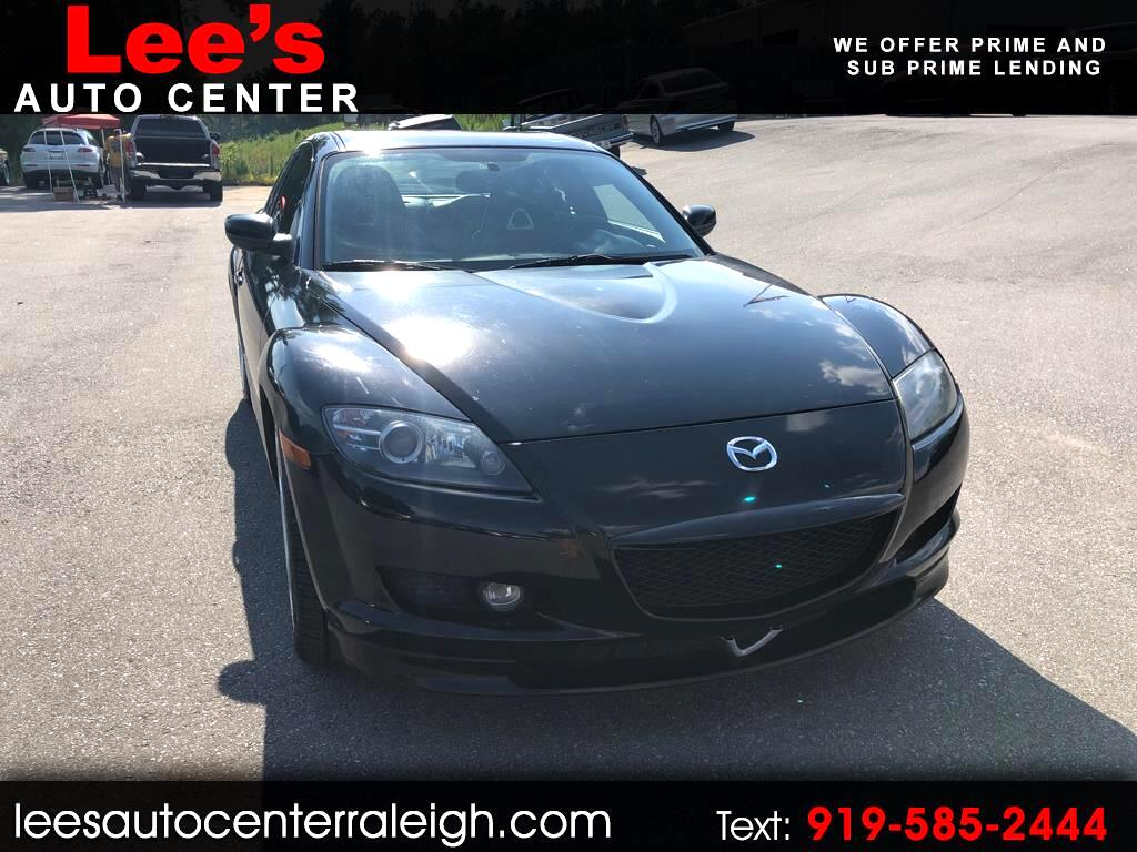 2004 Mazda RX-8 4dr Cpe 6-Spd Manual