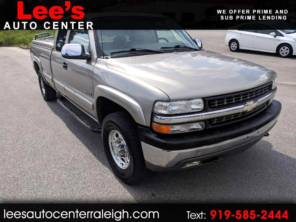 2000 Chevrolet Silverado 2500 HD 4dr Ext Cab 157.5