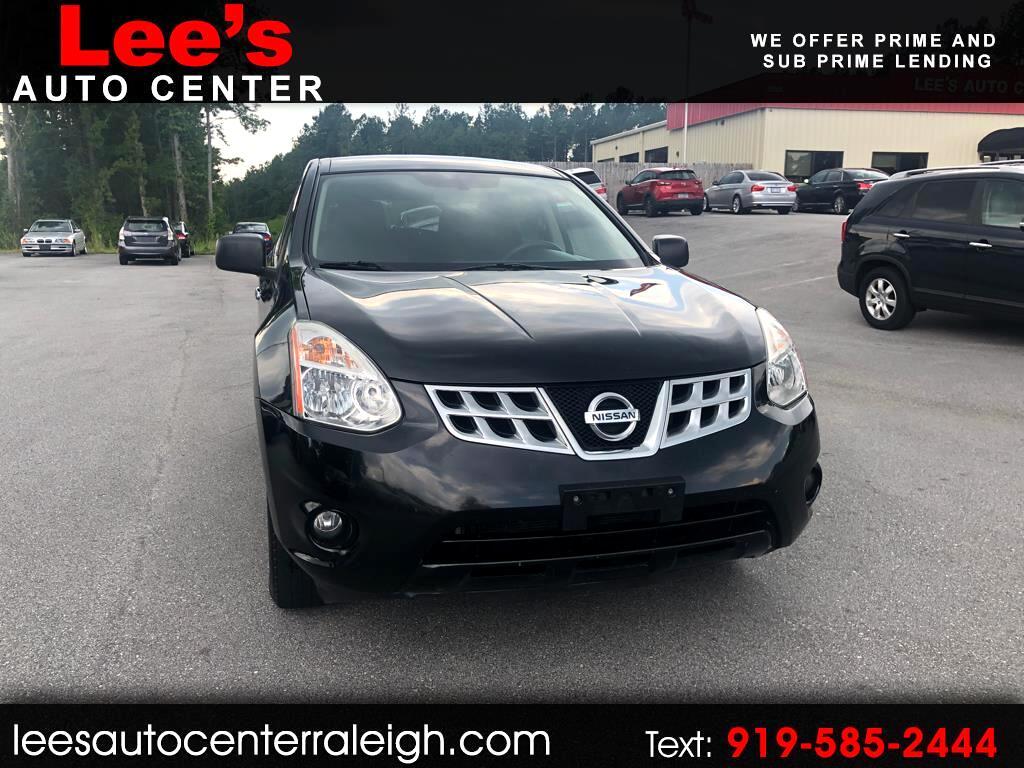 2012 Nissan Rogue SE