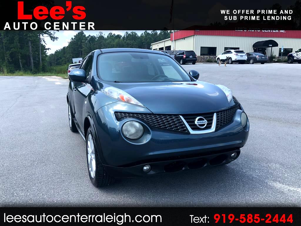 Used Nissan Juke For Sale New Bern Nc Cargurus Fuel Filter Location 2011 Sl Awd