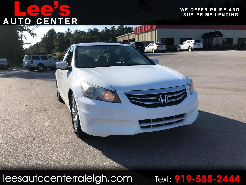 Used 2011 Honda Accord Lx P Sedan For Sale In Raleigh Nc