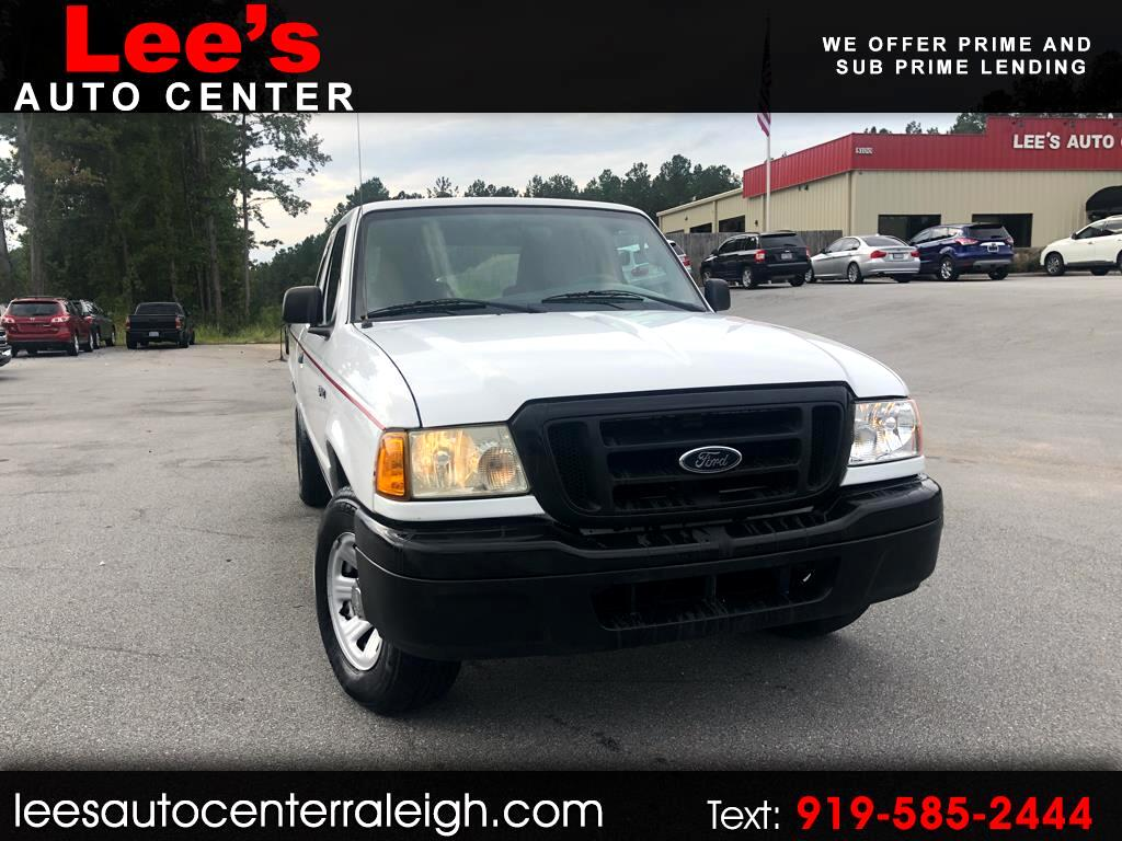 2004 Ford Ranger SuperCab 4WD