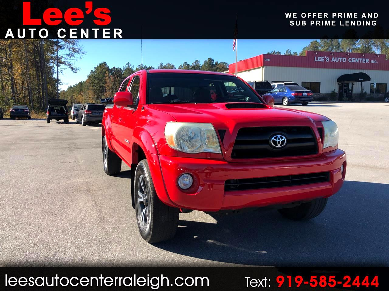 2008 Toyota Tacoma PreRunner Double Cab 2WD