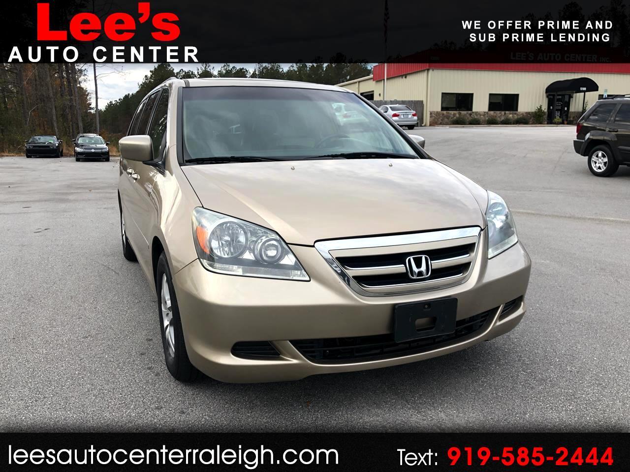 2006 Honda Odyssey 5dr EX-L AT