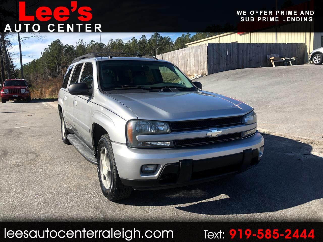 2005 Chevrolet TrailBlazer 4dr 2WD EXT LT