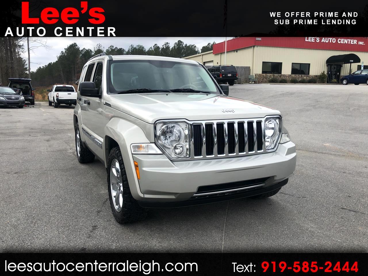 2009 Jeep Liberty RWD 4dr Limited