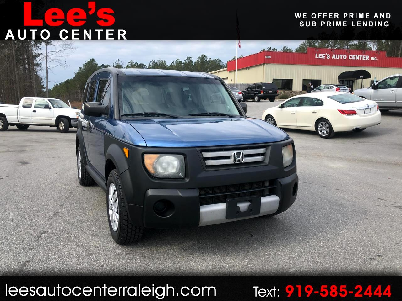 2008 Honda Element 4WD 5dr Auto LX