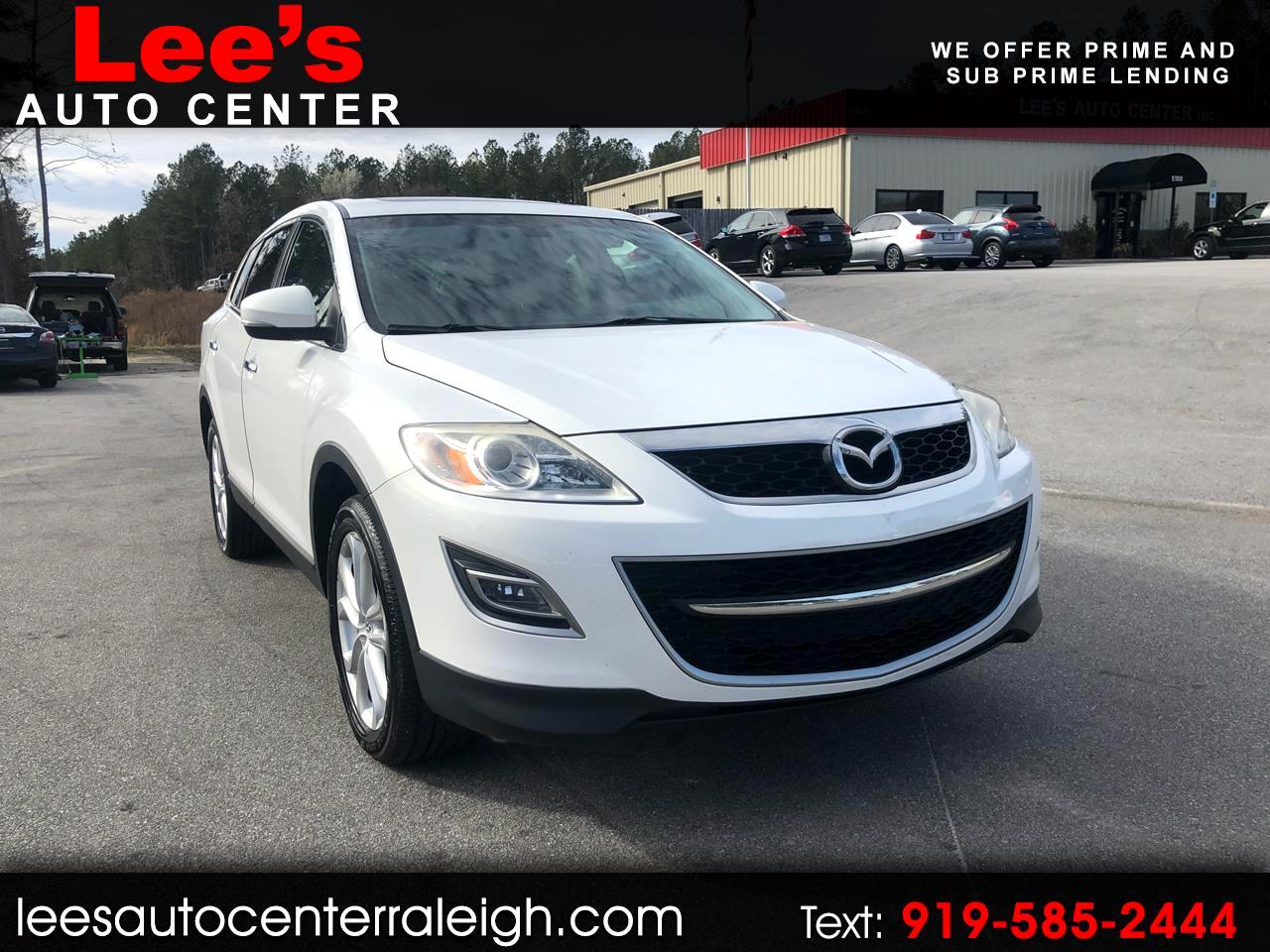 2012 Mazda CX-9 FWD 4dr Grand Touring