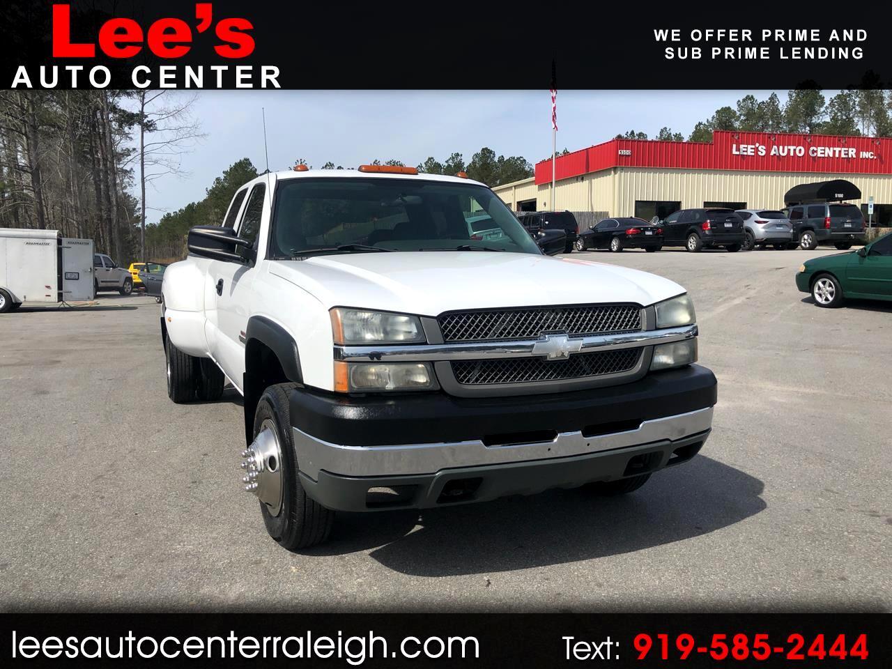 2004 Chevrolet Silverado 3500 Work Truck Ext. Cab 2WD